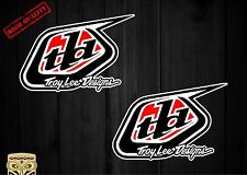 PEGATINA  ADESIVO AUTOCOLLANT ADESIVI STICKER DECAL AUFKLEBER TROY LEE DESIGNS