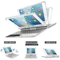 iPad 9.7 Keyboard Case for 2018 6th Gen/iPad Air/iPad Air 2/iPad Pro 9.7 360 Deg