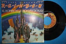 RAINBOW: EL HOMBRE DE LA MONTAÑA DE PLATA (SPANISH SINGLE) !!!!DIO