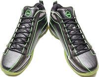 Athletic Propulsion Labs Black Green Concept 1 Size 14 Designer Basketball Shoes
