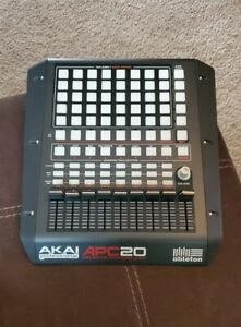 AKAI Professional APC Mini Ableton Live Lite USB MIDI Controller
