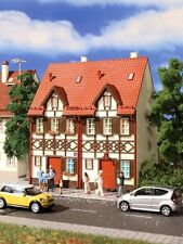 HS  Vollmer 43847 Reihen-Doppelhaus (Fachwerk) Bausatz 3847 Fabrikneu