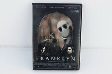FRANKLYN - DVD - EVA GREEN - RYAN PHILLIPPE - SAM RILEY