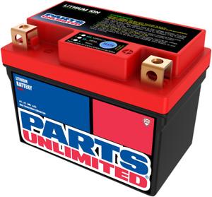 Parts Unlimited Lithium Ion Batteries 2113-0681
