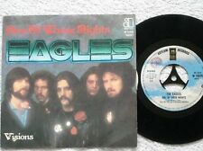 "THE EAGLES - ONE OF THESE NIGHTS - 7"" VINYL - ASYLUM - ITALIAN PICTURE SLEEVE"