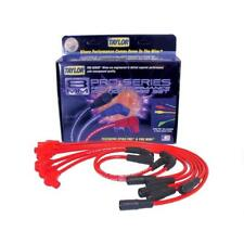 Taylor Spark Plug Wire Set 74235; Spiro Pro 8mm Red Spiral Core for 4.3L Vortec