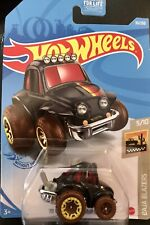 2021 Hot Wheels - ERROR - Dollar General Exclusive - '70 Volkswagen VW BAJA BUG
