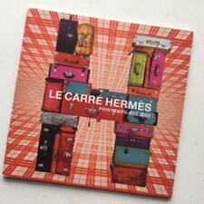 6cfd466a4e2e Le Carre Hermes Spring Summer 2009 Scarf Catalog Booklet FRENCH H en Voyage