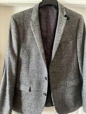 Mens Herringbone tweed jacket - 42 chest