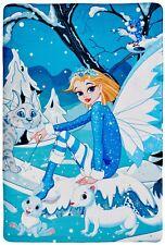 Fairy Tale Kinder Teppich Spielteppich Eisprinzessin