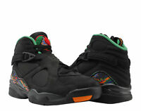 Nike Air Jordan 8 Retro Tinker Air Raid Black Men's Basketball Shoes 305381-004