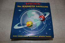 c. 1960 Magnetic Gyroscope Toy Sputnik Space Satellite in Original Box Vintage