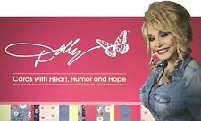 DOLLY PARTON  American Greetings Cards Cardboard Display Great Shape