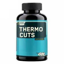 Optimum Nutrition Thermo Cuts (200ct.) ON Thermocuts Fat Burner (Amino Whey)