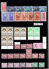 Madagascar et Dependances 1922-1943  Lot C5