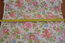 By 1/2 Yd, Floral on Cream Quilting Cotton, P&B/Leila Rose/Anderson/00696, B624