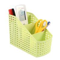 Remote Control Pens Phone TV Organizer Holder Storage Box Desk Organizer Box