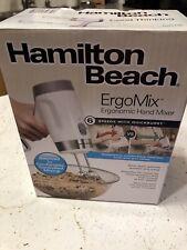 Hamilton Beach Ergo Hand Mixer....