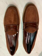 NEW BASS BRADFORD SUEDE LEATHER  SHOES Size 10