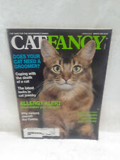 1992 CAT FANCY MAGAZINE - SOMALI COVER