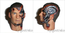 "HOT TOYS - 1:6 Terminator Salvation ""Marcus Wright"" Headsculpt #02 (MMS100)"