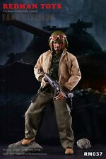 """1/6 scale 12"""" REDMAN TOYS Collectible Figure FURY TANK DIVISION Michael Pena"""