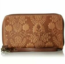The Sak Silvelake Zip Around Wallet. Clutch. Leather. Phone can fit. Gift idea.