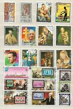 UPPER VOLTA     - LOT OF 113  STAMPS -  4  IMAGES