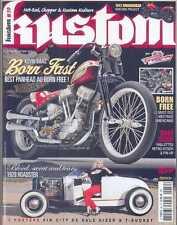 Kustom Magazine From France - No.39 S-October 2013 (NEW COPY)