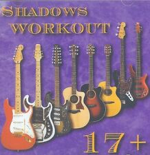 SHADOWS WORKOUT 17+    BACKING TRACK CD BY Ian McCutcheon