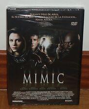 MIMIC - DVD - NUEVO - PRECINTADO - CIENCIA FICCION - GUILLERMO DEL TORO - ACCION