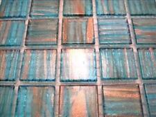 Tuile de 75 Feuille belle Bombay Sapphire Gold Dust 20 mm Mosaïque