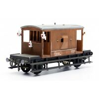 20 Ton BR Goods Brake Van - Dapol C038 - OO plastic wagon kit - free post