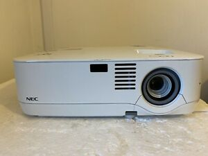 NEC NP400 XGA LCD Projector ( 77% Lamp Life Remaining)