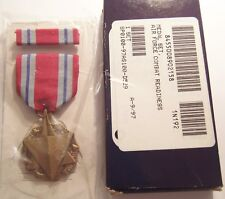 U.S. Air Force Combat Readiness Medal Set in Gi Issue Box