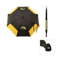"""NEW Team Golf 62"""" Double Canopy Umbrella NCAA Southern Mississippi"""