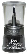 Loreal Kohl Minerals Loose Powder Eyeliner 01 - Precious Black BRAND NEW