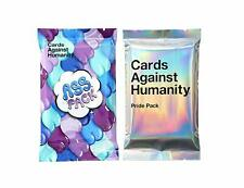 Cards Against Humanity, Ass + Pride Pack, Expansion Set New Stocking Stuffers