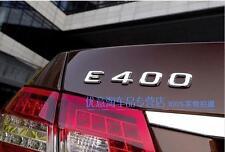 E682 E400 Emblem Badge auto aufkleber 3D Schriftzug Plakette car Sticker Neu