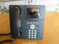 Avaya 9650C IP VoIP IT Phone Telephone 700461213 Color Display INCL HANDSET