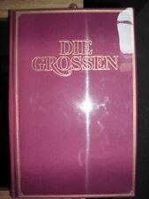 """Die Grossen"" Coron Verlag (komplett) Herausgeber Kurt Fassmann"