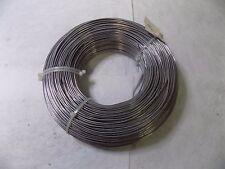 "Malin Company Bare Aluminum Wire #9 Gauge 0.1144"" Dia 12 Lb Coil 1000 Ft 33551"