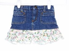 Mary Kate and Ashley Baby Girl 24 months Skorts Floral Ruffle