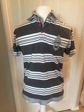 Lee Cooper Camisa Polo de estilo vintage Pequeño