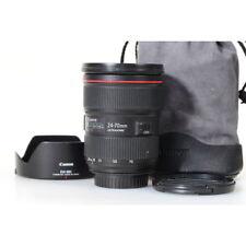Canon Ef 24-70mm F/2.8L II USM Lente - Zoom Lente