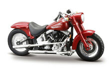 Harley-Davidson 2000 FLSTF Street Stalker 1:24 Motorcycle Model Die-Cast