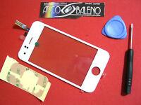 TOUCH SCREEN+ VETRO VETRINO PER APPLE IPHONE 3G PER DISPLAY+GIRAVITE A1241 COLLA
