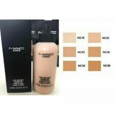 MAC STUDIO Face and Body Foundation JUMBO SIZE 120 ml ~ CHOOSE YOUR SHADE~