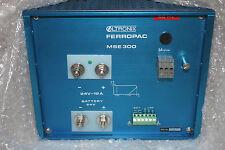 Oltronix Ferropac MSE 300 60Hz Ferroresonant Stabilised Power Supply, UPS, 24VDC