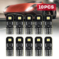 10x Auto T10 LED Canbus Innenraumbeleuchtung Kennzeichenbeleuchtung Birne